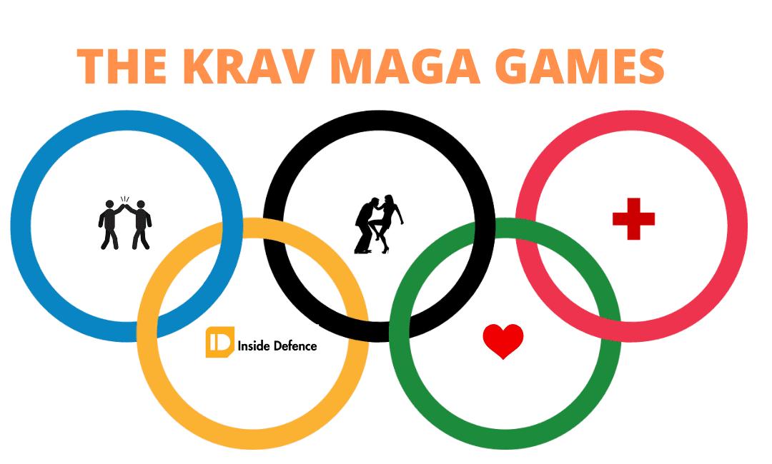 22 februari 2020 The Krav Maga Games