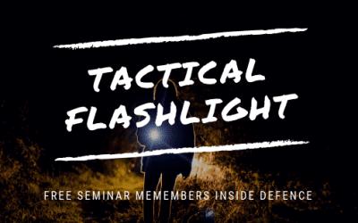 16 maart Tactical Flashlight