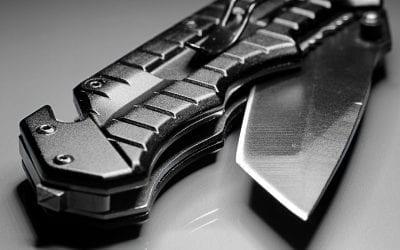 Knife Awareness hoe voorkom je een mesaanval? (Podcast)